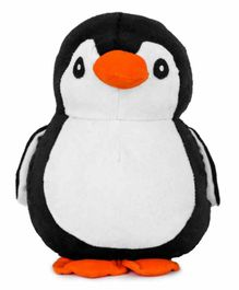 Deals India Penguin Soft Toy Black White  - Height 25 cm