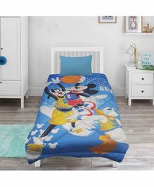 Pace Mickey Mouse & Friends Reversible Comforter - Multicolour