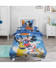 Pace Mickey Mouse & Friends Comforter Set - Multicolour