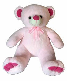 Sterling Teddy Bear Soft Toy Pink - Height 90 cm