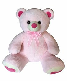 Sterling Teddy Bear Soft Toy Pink - Height 70 cm