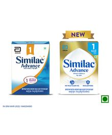 Similac Advance Stage 1 - 400 gm