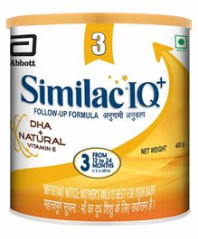 Similac IQ+ Stage 3 - 400 gm