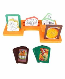 Butterflyfields Kitchen Food Puzzle Kit - Multicolour