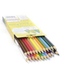 Funskool Crayola Colored Pencils - Pack Of 24