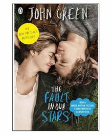 Peguin UK The Fault in Our Stars by John Green - English