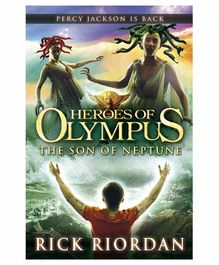Penguin UK The Son of Neptune Heroes of Olympus Book 2 - English