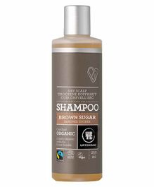 Urtekram Brown Sugar Organic Shampoo - 250 ml