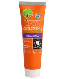 Urtekram Organic Children Toothpaste Original Organic - 75 ml
