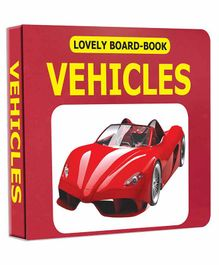 Lovely Board Books - Vehicles