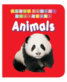 First Padded Board Book - Animals