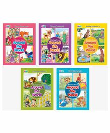 Young Learner Publication Stories from Around the World Books Pack of 5 - English