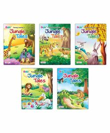 Young Learner's Publication Jungles Tales Set of 5 Books - English
