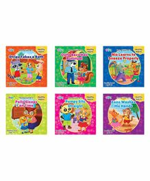 Young Learner's Publication Healthy Habits Set of 6 Books - English