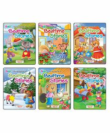 Young Learner's Publication Bed Time Story Books Set of 6 - English