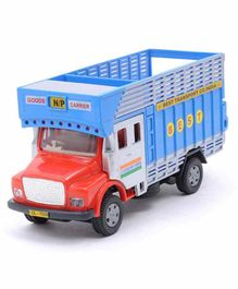 VWorld Miniature Public Transport Truck - Blue Red