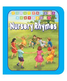 First Padded Board Book - Nursery Rhymes