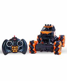 Sanjary 2.4GHz Remote Control Car with Sounds - Orange