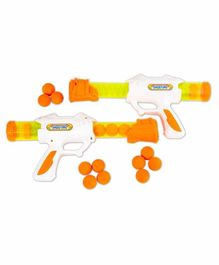 Sanjary Air Powered Toy Gun - Pack of 2