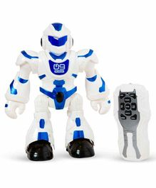Sanjary Musical Remote Controlled Dancing Robot - White
