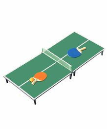 Muren Mini Table Tennis Set - Green