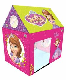 Muren Sofia The First Water Proof Tent House - Yellow Pink