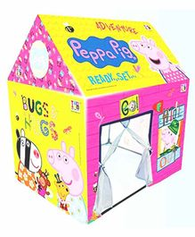 Muren Peppa Pig Water Proof Tent House - Pink Yellow