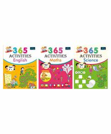 Book Ford Publication Activity Book Pack of 3 - English