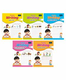 Book Ford Publication Cursive Writing Book Pack of 5 - English