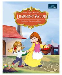 Book Ford Publication Learning Values Story Book - English