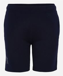 Alcis Solid Shorts - Navy Blue