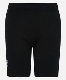 Alcis Solid Shorts - Black