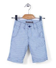 Trombone Super Soft Shorts - Blue