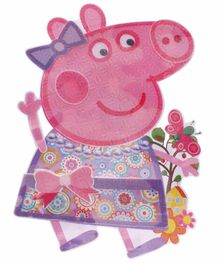 Funcart Peppa Pig Room Decor Sticker - Pink