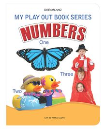 My Play Out Book Series - Numbers