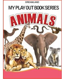 My Play Out Book Series - Animals