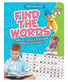 Find The Words Part - 3