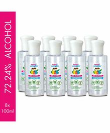 Small Wonder Hand Sanitizer Pack of 8 - 100 ml each