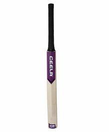 Ceela Sports Cricket Bat Size SH - Purple