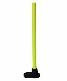 Ceela Sports Plastic Cricket Stump - Green