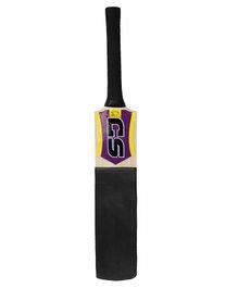 Ceela Sports Cricket Standard Size Bat - Black
