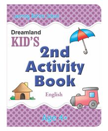 2nd Activity Book - English
