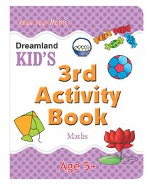 3rd Activity Book  -  Maths