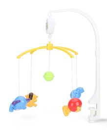 Mee Mee Musical Animal Cot Mobile Multicolor (Character May Vary)