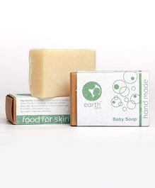EarthBaby Handmade Baby Soap - 100 gm