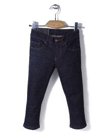 Trombone Stylish Jeans - Black