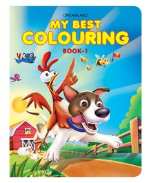 My Best Colouring Book - 1