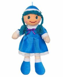 Deals India Candy Doll Blue- Height 45 cm