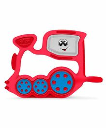 Chicco Little Train 123 Rattle - Multicolor