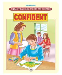 Character Building Stories for Children - Confident